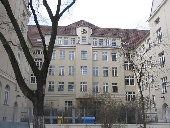 Ruetli2 Schule Neukoelln - Individualbeschwerde gegen Deutschland